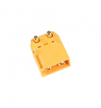 XT60 High-Current Male Connector - Board Mount - Cover