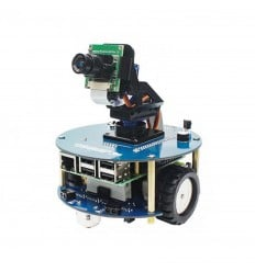 AlphaBot2, Raspberry Pi Robot Kit (Pi not included)