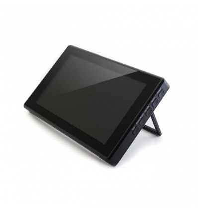 7 Inch HDMI IPS LCD for Raspberry Pi - With Moulded Case - Cover