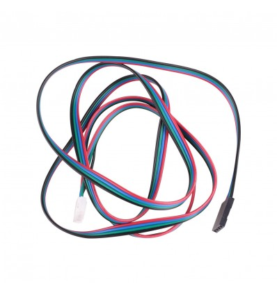 Stepper Motor Cable 1M - 4 Wire 6 Pin - Cover