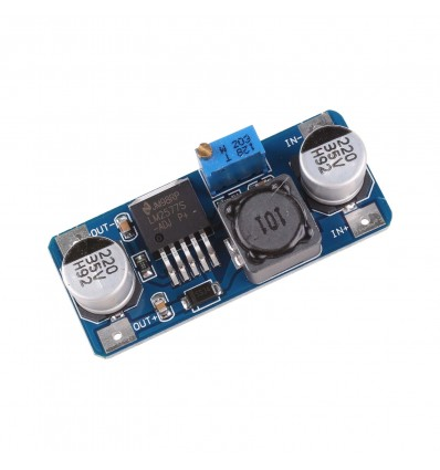DC-DC Switchmode Boost Module LM2577 - Cover