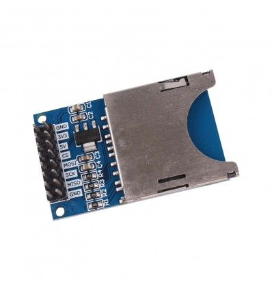 SD Card Module - Cover