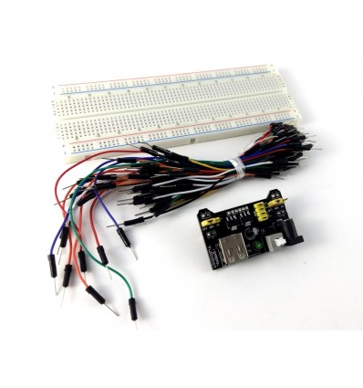Breadboard PSU Kit