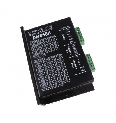 M860H Stepper Motor Driver - Cover