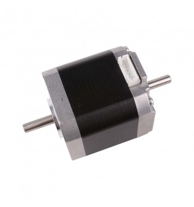 Creality Ender 5 PLUS Y-Axis Stepper Motor - 42-48, Dual Shaft - Cover