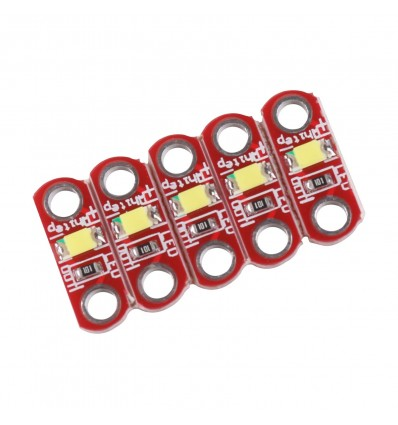 LilyPad White LED Module - 5 Pack - Cover