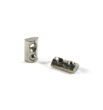 Sliding Nuts T6-M5/4 | for Makerslide and T-Slot Extrusions
