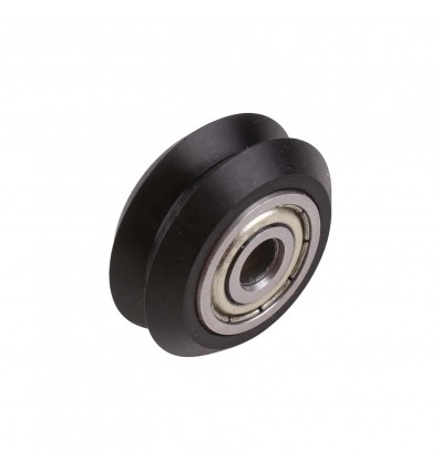 Delrin Dual V-Wheel - With 625ZZ Bearing - Cover