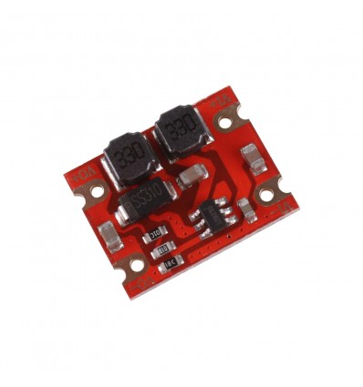 DC-DC Buck/Boost Module - 5V 0.6A Fixed Output - Cover