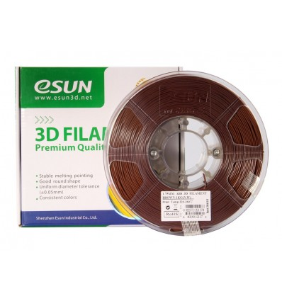 Brown ABS 1.75mm 0.5kg ESUN