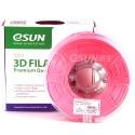 eSUN ABS+ Filament - 1.75mm Pink 0.5kg