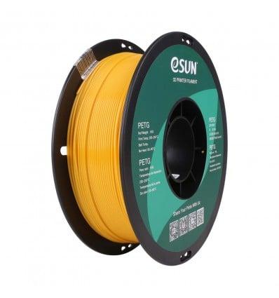 eSUN PETG Filament - 1.75mm Solid Yellow - Cover