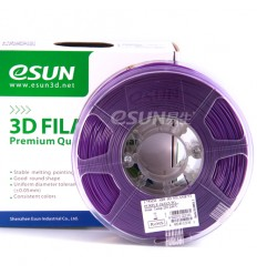 eSUN ABS+ Filament - 1.75mm Purple 0.5kg