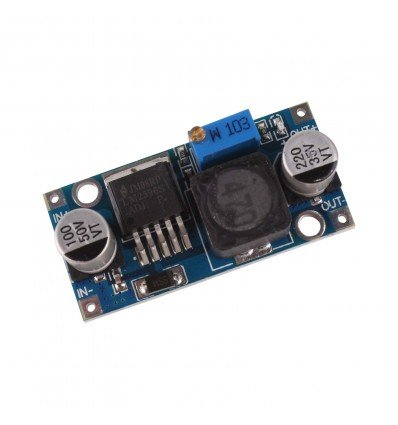 DC-DC Switchmode Buck Module LM2596 - Cover