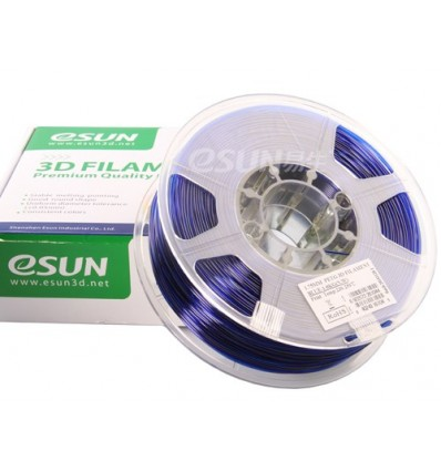 eSUN PETG Filament - 1.75mm 1kg Blue