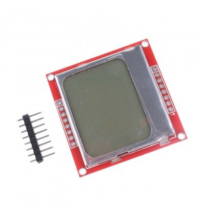 Nokia 5110 LCD Module - Cover