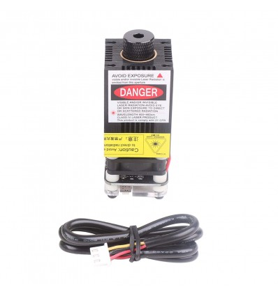 High-Power Laser Module 12V 2.5W – Integrated Driver - Cover