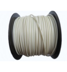 ABS Filament, White, 3mm, 1kg