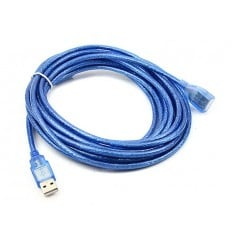 USB 2.0 Male to Female AM-AF Extension Cable - 1.5m