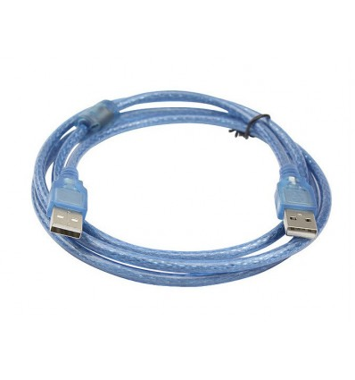 USB Cable Type A M/M - 1.5m