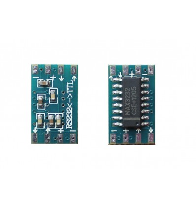 MAX3232 RS 232 to TTL Serial UART Module