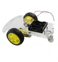 2WD Robot Car Chassis Kit