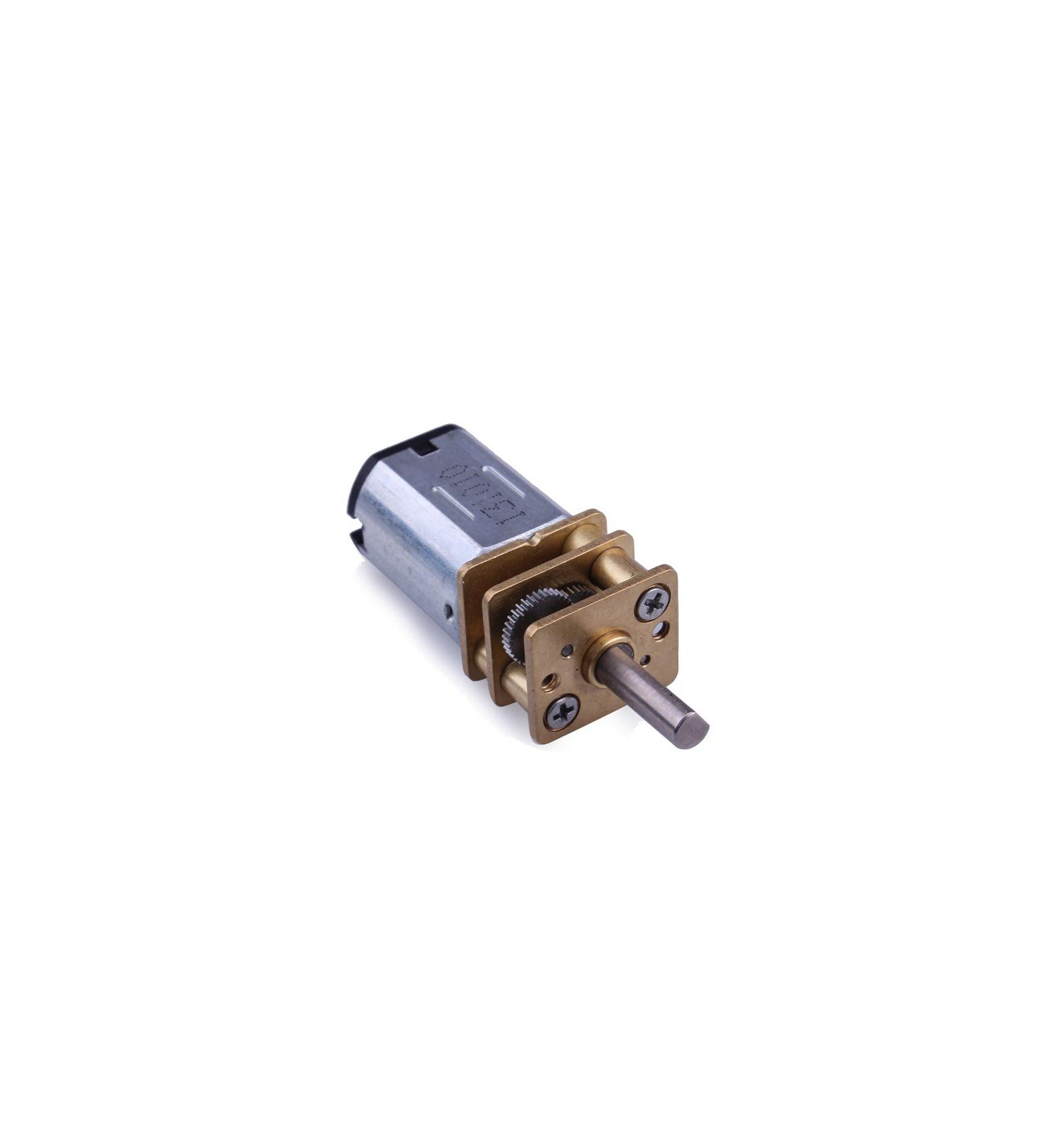 Mini Metal Geared Dc Motor 6v 30rpm Diyelectronics