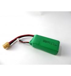 LiPo Battery 11.1V 1500mAh 25C 3cell
