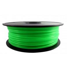 Green Flouro PLA 3mm 1kg