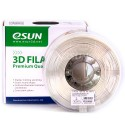 eSUN ABS Filament - 1.75mm Blue Glow In The Dark 0.5kg