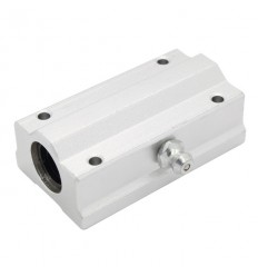 Linear Bearing Pillow Block Long - SC10LUU - 10mm Diameter