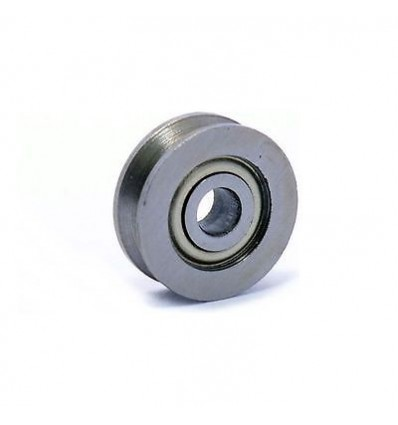 V-Groove Radial Ball Bearing - V623ZZ - 3mm Bore