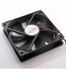 Fan Axial 12V DC 120x120x25mm (XD12025D12HS)