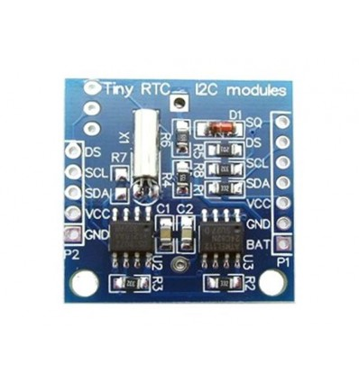 Tiny RTC DS1307 Real Time Clock I2C Module
