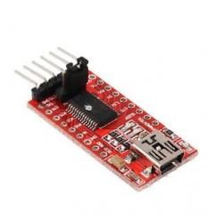 FTDI FT232R USB - TTL Serial Breakout Module Programmer Ver2