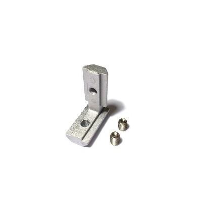 Inner Bracket (with set screws) - for PG30 T-Slot Profile