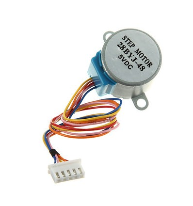 5V 4-Phase Stepper Motor (28BYJ-48-5V)