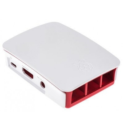 Raspberry Pi Original Case - Red/White