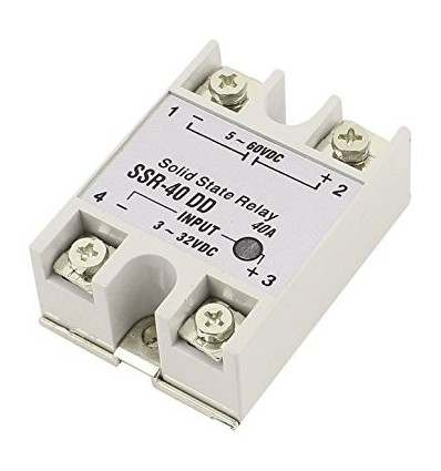 Solid State Relay DC 40A (3-32V DC Input)