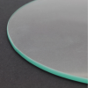 Round Borosilicate Glass Bed - 170mm Zoom