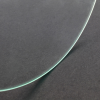 Round Borosilicate Glass Bed - 180mm Side