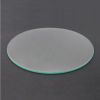 Round Borosilicate Glass Bed - 250mm