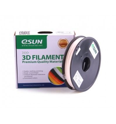 eSUN PLA Filament - 1.75mm Colour Change UV Red