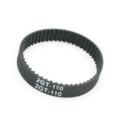 GT2 Timing Belt - 110x6mm Closed Loop
