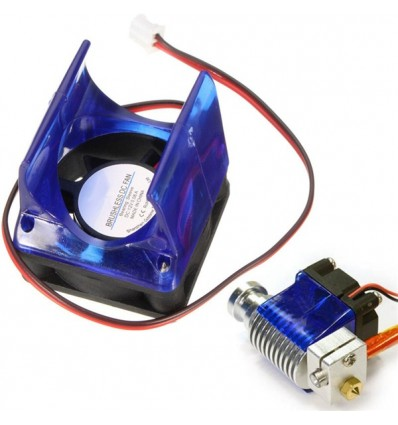E3D V6 Colling Tower Fan - With Mount