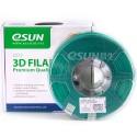 eSUN PLA+ Filament - 1.75mm Green 0.5kg