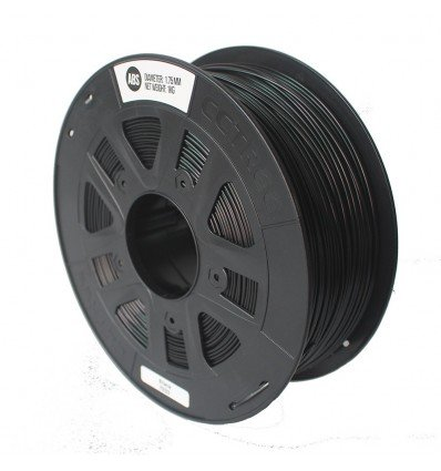 CCTREE ABS Filament - 1.75mm Black Right