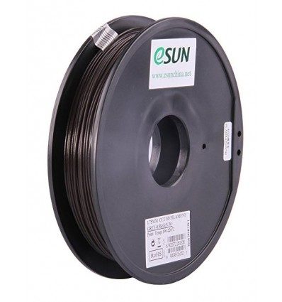 eSUN PLA filament - 1.75mm Colour Change (Temperature) Grey
