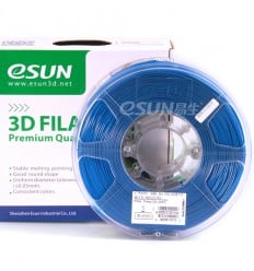 eSUN ABS Filament - 1.75mm Blue 0.5kg