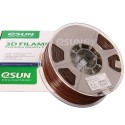 eSUN PLA+ Filament – 1.75mm Brown